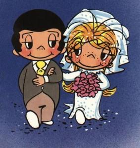 Jonge bruiden