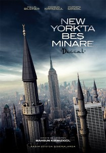 newyorkta-bes-minare-afis