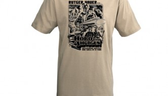 hobo with a shotgun tshirt