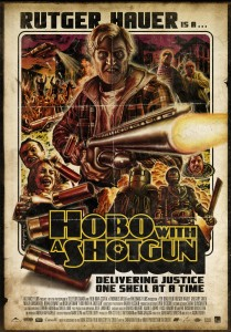 Hobo with a shotgun 70x100 poster.indd