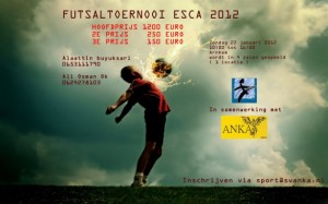 Futsaltoernooi ANKA