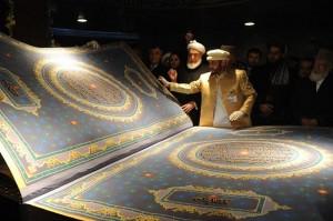 grootste koran ter wereld