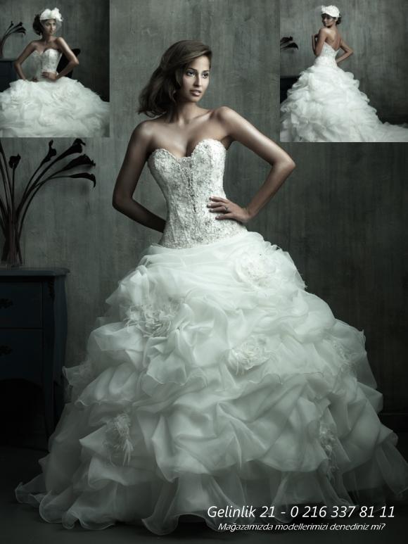 turkse trouwjurk