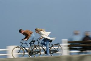 allochtonen fietsen niet