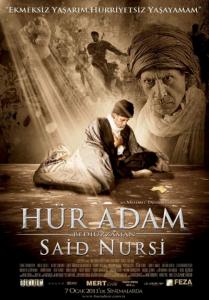 Hür-Adam-Poster-Afiş-Bediüzzaman-Said-Nursi
