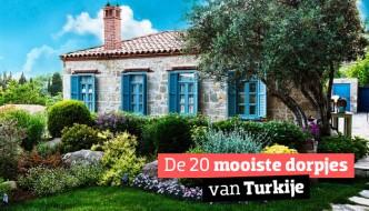 mooiste dorpen turkije