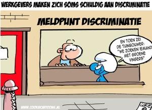 discriminatie-cartoon