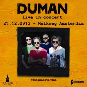 duman concert