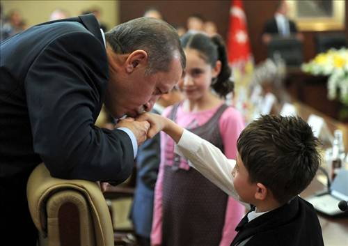 erdogan-kind