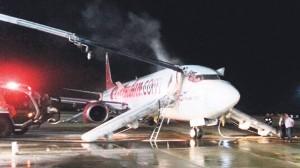Corendon vliegtuig antalya