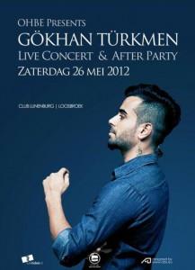 gokhan turkmen concert