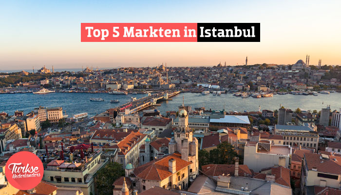 markten in istanbul