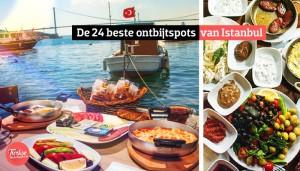istanbul ontbijt