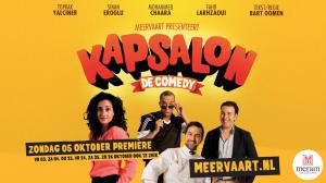 kapsalon comedy