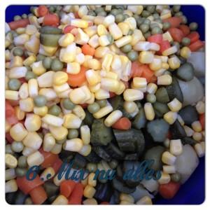Recept: Rus salatasi