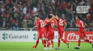 turkije-voetbal-team