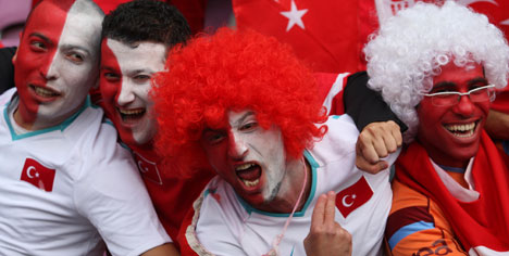 turkse-supporters