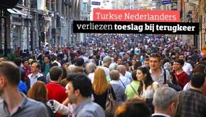 terugkeer turkije toeslag